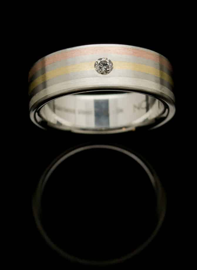stainless steel gold ring rs2wyrdian