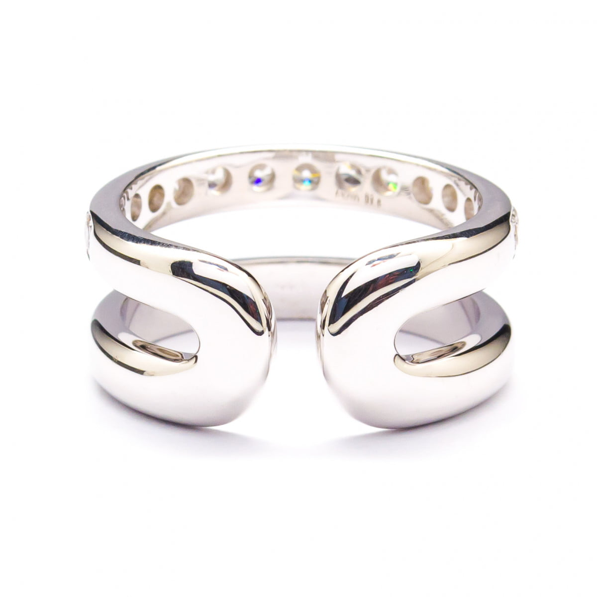 CZ Setting Sterling Silver Ring (R192)