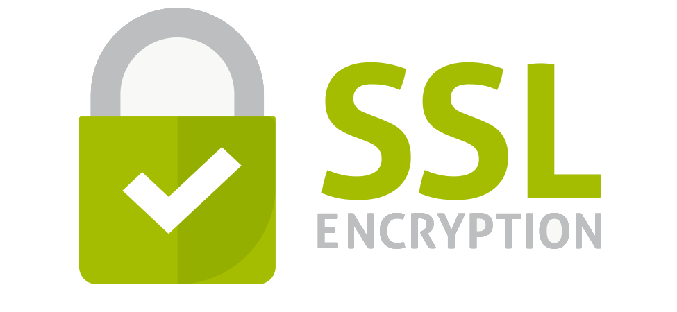 SSL encryption web security enabled